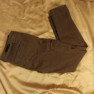Sanctuary utilities jeans size 31 green